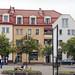 Plac Tysiąclecia (dawniej Rynek) w Ostródzie