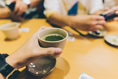 (Kevin .H) Tags: taiwan taipei daily people restaurant sushi light sony alpha a6300 sigma 16mm f14