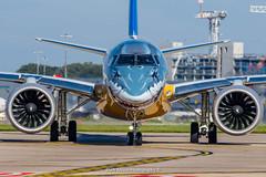 Embraer E-190 E2 PR-ZGQ (Mark_Aviation) Tags: embraer e190 e2 przgq manchester ringway international airport egcc man southside jet aircraft passenger plane