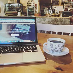 Working as a #freelancer, or as #digitalnomad, I suprisingly spent many hours locked indoor. So I like to get social and have #love od my life #coffee. We are about to launch new look od our #website soon and also we are preparing #new #blogpost for you. (medialeggmbh) Tags: ifttt instagram iviews semantic data medialeg graph database