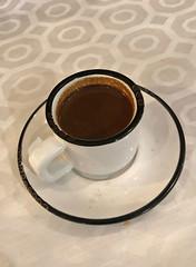 2018 Sydney: Lunch @Diethnes Greek Restaurant (dominotic) Tags: 2018 food restaurant coffee lunch diethnesgreekrestaurant greekcoffee coffeeobsession yᑌᗰᗰy foodphotography iphone8 sydney australia