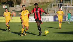 Lewes 2 Folkestone Invicta 0 20 10 2018-319-2.jpg (jamesboyes) Tags: lewes folkestoneinvicta football soccer fussball calcio voetbal amateur bostik isthmian goal score celebrate tackle pitch canon 70d dslr