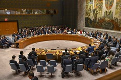 Secretary Pompeo Chairs a Meeting on DPRK with Members of the UN Security Council in New York City (U.S. Department of State) Tags: mikepompeo unga unga2018 newyorkcity unsc unitednations northkorea dprk