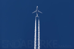 Delta N823NW 29-9-2018 (Enda Burke) Tags: n823nw delta deltaairlines dal avgeek aviation tlv telaviv newyork jfk kjfk airplane airbusa330 airbusa330300 canon canon7dmk2 contrail contrails manchesterairport manchester man manc manairport manchesterrunwayvisitorpark manchestercity mcr israel