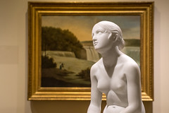 Another Day (dayman1776) Tags: sony a6000 beautiful beauty gibbes art museum charleston south carolina sculpture statue skulptur escultura nude woman girl neoclassical classical breasts telephoto bartolini