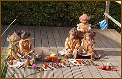 Kindergartenkinder ... (Kindergartenkinder 2018) Tags: gruga park essen kindergartenkinder annemoni milina sanrike setina tivi