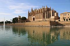 La Seu (daniel.virella) Tags: palma palmademallorca baleares illesbalears seu cathedral gothic reflex reflection espanya españa spain picmonkey