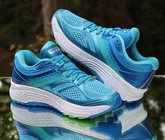 Saucony Women's Guide 10 (reddealsonline) Tags: saucony womens guide10 running walking fitness shoe lightblue blue everuntmtopsole flexfilm lightweight flexiblefit optimalflexibilityattoeoff s103501 upc720026734078 synthetic support triflexoutsole