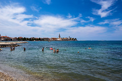 Poreč (felixkolbitz) Tags: croatia kroatien istra istria istrien adria mediterranian water beach oldtown canoneos6d canon poreč porec cityscape sunset