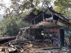 IMG_3033 (Kent MacElwee) Tags: pacificpalisades ca usa murphyranchtrail hike hiking santamonicamountains rusticcanyon sullivanridge graffiti abandoned socal southerncalifornia