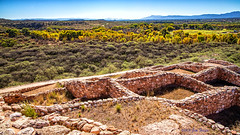 The Verde Valley from Tuzigoot National Monument (Jim Frazee) Tags: verdevalley tuzigootnationalmonument
