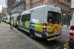 BX15 LCK (Emergency_Vehicles) Tags: bx15lck metropolitan police btr