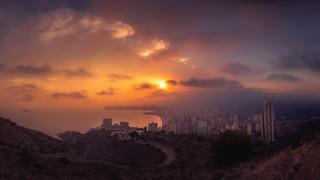 benidor-skyline