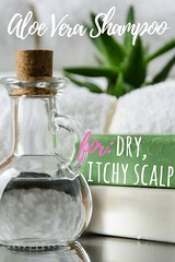 The best DIY Beauty Tips : DIY healthy hair aloe vera shampoo for dry, itchy scalps. DIY hair care fits wha...