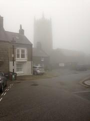 Spooky (myeralan) Tags: churches fog cornwall holidays stjust