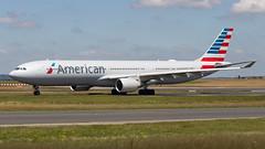 Airbus A330-323 N273AY American Airlines (William Musculus) Tags: paris cdg charles de gaulle lfpg roissyenfrance roissy îledefrance france fr n273ay american airlines airbus a330323 aa aal a330300 william musculus
