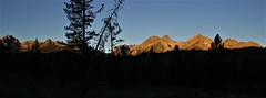Dawn of a New Day (The VIKINGS are Coming!) Tags: idaho coldmorning forest mountains spruce pine fir bear sunrise dawn wilderness nakedbeauty