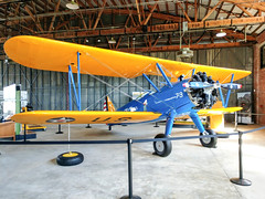 Tuskegee Airmen National Historic Site (patchais) Tags: tuskegee airmen national historic site nps nationalparkservice alabama usaaf moton field pt17 stearman