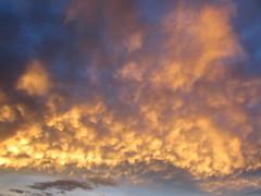 Cloudscapes #213 (tt64jp) Tags: 雲 風景 自然 空 日本 cloud sky nature japan cloudy gray weather 天気 nuage wolke nube 운 일본 云 sunset 夕焼け オレンジ orange 色 color japon 群馬 太田 gunma ota