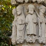 Creu de terme de Sant Domènec de Balaguer | Sants Joan Baptista, Jaume el MAjor i Esteve màrtir thumbnail