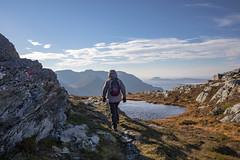 Hike (G E Nilsen) Tags: nordland norway brønnøy skogmofjellet hike mountain torghatten