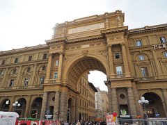 共和廣場   Firenze, Italy (sonic010739) Tags: olympus omd em5markii olympusmzdigital1240mm firenze italy