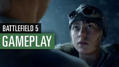 Battlefield 5 Nordlys | Gameplay aus der Singleplayer-Kampagne (Video Unit) Tags: battlefield 5 nordlys | gameplay aus der singleplayerkampagne