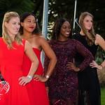 Angelique Kerber, Naomi Osaka, Sloane Stephens & Karolina Pliskova