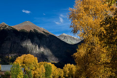 Mountains of Telluride, Colorado (klauslang99) Tags: klauslang nature colorado mountains landscape fall autumn telluride