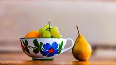 Breakfast - 6099 (ΨᗩSᗰIᘉᗴ HᗴᘉS +27 000 000 thx) Tags: breakfast morning tasse fruit orange poire raisins hensyasmine namur belgium europa aaa namuroise look photo friends be wow yasminehens interest intersting eu fr greatphotographers lanamuroise fuji fujifilmgfx50s fujifilm