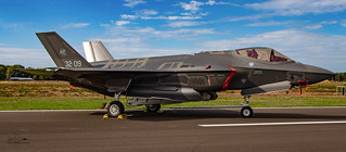 Italian Air Force F35A Lightning Stealth Fighter