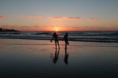 (Natalia K.) Tags: fujix100f california ocean evening sunset nataliaklimovaphotography daughter