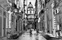 Rua XV De Novembro E Museu Do Café Foto: Marcus Cabaleiro Site: https://marcuscabaleirophoto.wixsite.com/photos Blog http://marcuscabaleiro.blogspot.com.br/  #marcuscabaleiro #santos #arquitetura #arte #brasil #fotografia #nikon #tu  #photographer #photog (marcuscabaleiro4) Tags: tu ruaxvdenovembro brazil portas janelas brasil museudocafé fotografia arte elementosarquitetônicos nikon pb marcuscabaleiro arquitetura bw elementos photographer centrohistóricodesantos photography fachadas santos