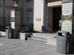 INTEGRO (spazio verde int.) Tags: integro cestino polietilene arredo urbano durapol glasdon posacenere sigarette design spazio verde cagliari contenitore bidone rifiuti immondizia ecologia