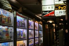 銀座 路地裏探訪01 (sunuq) Tags: ginza japan 日本 銀座 canon eos 5dsr ペッツバール ロモグラフィ lomography zenit petzval 路地裏 路地裏探訪