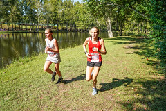FLO06375 (chap6886@bellsouth.net) Tags: athletes athletics action sports highmiddleschool highschoolathletics boys girls team trees trails win water woods distance 5k xc usa