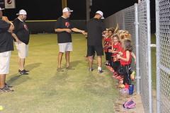 First Softball Game (Jason McCay) Tags: lydia jason softball fall september 2018