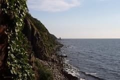 Jons Kapel (IV) (dididumm) Tags: jonskapel johnschapel rock formation sea balticsea water cliff bluff steilküste klippe wasser meer ostsee fels felsformation johnskapelle bornholm dänemark denmark