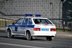 Lada 2114 - Russia, Bashkortostan (Helvetics_VS) Tags: licenseplate russia bashkortostan oldcars lada 2114 samara