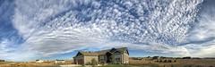 Cloudscape: Altocumulus stratiformis translucidus perlucidus undulatus (northern_nights) Tags: cloudscape skyscape altocumulus sky clouds cheyenne wyoming pano panorama
