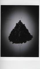 The Peak (H o l l y.) Tags: lomography lomoinstant fuji instant film instax tapestry mountain death peak shadow vignette flash studio artwork shot fiber retro indie vintage aesthetic