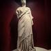 Statue of a Roman woman Head 20 BCE - 20 CE Torso 200 -100 BCE