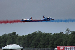 170404_057_SnF_PatrouilleDeFrance (AgentADQ) Tags: patrouille de france aerobatic demonstration team armee lair french air force sun n fun flyin expo 2017 show airshow alphajet alpha jet trainer