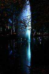 2018 - 4.10.18 Enchanted Forest (76) (marie137) Tags: forest lights trees show marie137 bright colourful pitlochry treeman attraction visit entertainment music outdoors sculptures wicker food drink family people water animation