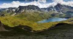 028 - il lago del Toggia ed il Basodino (TFRARUG) Tags: formazza valrossa mut brunni alps alpi mountains montagne trekking landscapes toggia sangiacomo