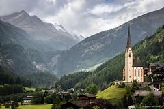 Heiligenblut beauty (cedant1) Tags: austria mountain mountains rain cloudy landscape autriche heiligenblut