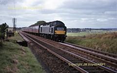 073 327-1 D358 Stonehaven  (John Boyes) 062 (Ernies Railway Archive) Tags: cr lms stonehavenstation scotrail