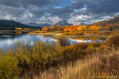 Moment in Time (James Neeley) Tags: oxbowbend tetons grandtetonnationalpark gtnp fallcolor autumn jamesneeley