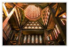 Etoiles célestes -  Celestial stars (diaph76) Tags: france intérieur normandie seinemaritime lehavre église church églisestjoseph religions architecture