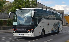 Unser Roter Bus VG-RB-123 (tubemad) Tags: vg rb123 setra s516 hd unser roter bus viking cruises